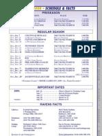 Baltimore Ravens Media Guide (2008)