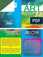 arts book