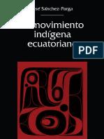 El Movimiento Indigena Ecuatoriano