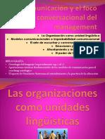 LA COMUNICACIÓN Y LAS ORGANZACIONES
