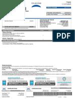 Boletín oficial Resolución Sintetizada 2424/2019