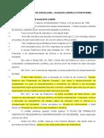 UNIDADE I.A ORIGEM DA SOCIOLOGIA COMTE E O POSITIVISMO.doc VF.doc