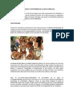 Tradiciones y Costumbres de La Selva Peruana