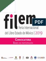 Feria Internacional Del Libro Estado de México 2019