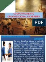 Comportamiento Organizacional en Mineria