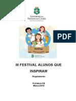 3 Festival Alunos que Inspiram. Regulamento Completo.pdf