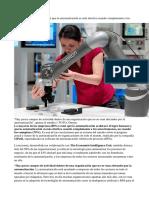 3 de Cada 4 de Directivos Creen Que La Automatización Es Más Efectiva Cuando Complementa a Los Seres Humanos