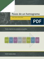 Pasos de Hemograma
