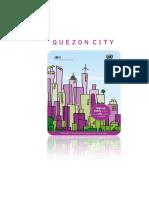 Quezon City Report - 10 Essentials