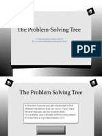 the problem solving tree