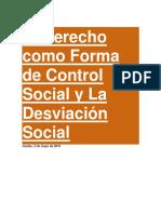 El Derecho como Forma de Control Social y La Desviación Social pedro aguilera.docx