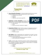 METODOS DE TASACION