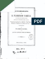 Autobiog Rafi a Florencio Varela
