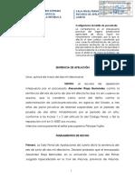 SALA PENAL PERMANENTE RECURSO DE APELACIÓN N° 13-2018 LORETO