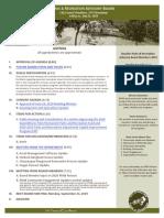 PRAB Agenda July 2019
