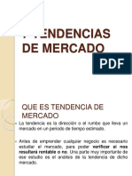 7 Tendencias de Mercado