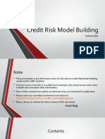 Model Building in Creditcard and Loan Approval V