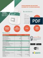 Catálogo e Especificaçoes Inversor Reno 20k LV