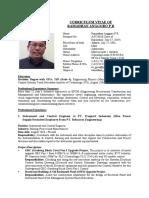 CV Ramadhan Anggoro PR