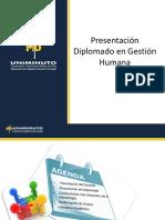 Presentación Diplomado