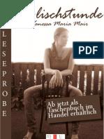 Leseprobe Vanessa Maria Mair - Englischstunde
