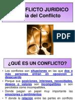 El Conflicto Jurídico
