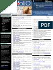 Newsfolio - November 2010 (Updates that matters)