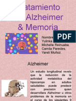 Tratamiendo del alzheimer