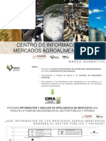 Centro de información de  mercados agroalimentarios