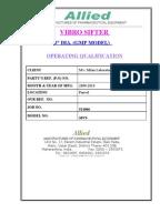 Iqoqpq Template Verification And Validation