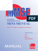 MMSE Extracto Manual