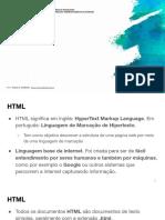 Aula sobre html
