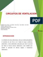 Circuitos de Ventilacion