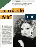 Armande Altai (article)