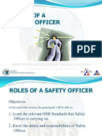 4. NEW Msrs Roles of Safety Officers ( BC )