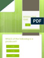 Interactive Quiz Rhea