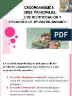 Ut 4. Microorganismos Marcadores