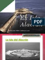 Ex Isla Alacrán