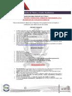 Titulacion - Requisitos