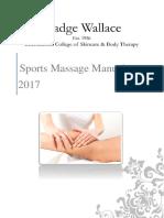 Sport massage New Manual 2017.pdf