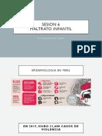 SESION 6 Maltrato Infantil-pucp