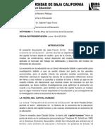 ACTIVIDAD 1. Treinta Años de Economia de la Educacion.docx