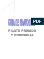 GUIA DE MANIOBRAS de piloto privado