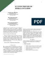 PAPER CIRCUITOS TRIFÁSICOS DESBALANCEADOS Practica 3.docx