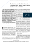 MAIN-- A STATCOM-Control Scheme for Grid Connected Wind Energy System for Power Quality Improvement
