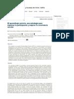 El aprendizaje servicio, una estrategia para impulsar la participación y mejorar la convivencia escolar _ Ochoa Cervantes _ Psicoperspectivas. Individuo y Sociedad.pdf