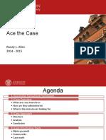 Ace The Case handout 2014-2015 v2 Cornell.pdf