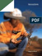 A2 Código de Conducta de Glencore - Ámbitos de Interés