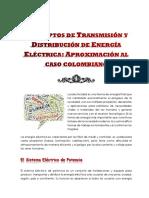 Métodos de Transmisión y distribución de energía eléctrica
