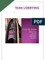 European Lobbying